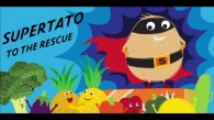 Supertato to the rescue